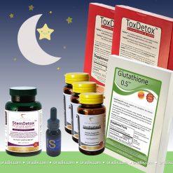 Peak Detox Package - for 2 months (extra 15% savings)